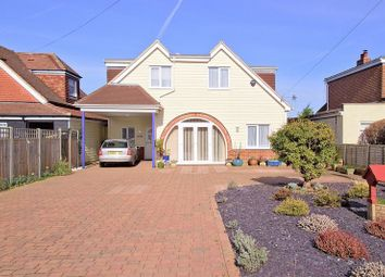 Thumbnail 4 bedroom detached house for sale in Sea Lane, Pagham