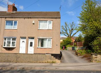 Thumbnail 2 bed end terrace house for sale in Holmgate Road, Clay Cross, Chesterfield