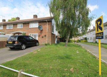 Thumbnail 2 bed end terrace house for sale in Forester Road, Crawley