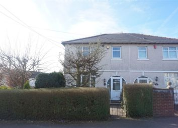 Thumbnail 3 bed semi-detached house for sale in Kincoed Road, Oakdale, Blackwood, Caerphilly