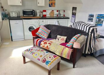 Thumbnail 1 bed flat for sale in Penzance, Cornwall