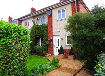 Thumbnail 3 bed semi-detached house for sale in Atkinson Street, Peterborough