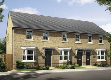 "Thumbnail 3 bedroom semi-detached house for sale in ""Archford"" at Bearscroft Lane, London Road, Godmanchester, Huntingdon"