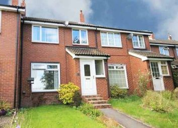 Thumbnail 3 bed terraced house for sale in Danes Crest, Northallerton, North Yorkshire