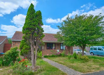Thumbnail 3 bedroom detached bungalow for sale in Kingston Way, Seaford
