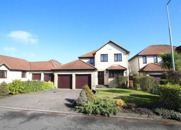 Thumbnail 3 bed detached house for sale in Bennochy Grove, Kirkcaldy, Fife
