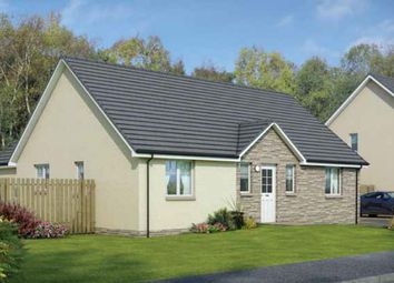 Thumbnail 3 bed detached bungalow for sale in Oakley Road, Saline, Dunfermline