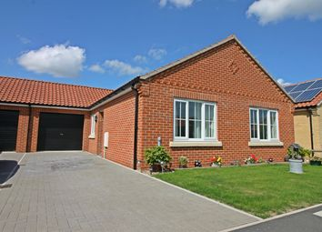 Thumbnail 3 bed bungalow for sale in Alder Avenue, Martham, Great Yarmouth