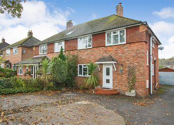 Grange Road, Crawley Down, West Sussex RH10. 3 bed semi-detached house for sale