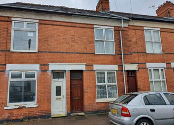 Thumbnail 2 bed end terrace house for sale in Halsbury Street, Evington, Leicester
