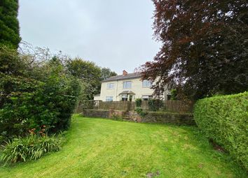 Thumbnail 5 bed detached house for sale in Waungilwen, Newcastle Emlyn