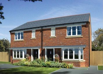 Thumbnail 3 bed semi-detached house for sale in Cheshire Banks, Gresty Green Road, Crewe