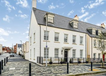 Thumbnail 5 bed detached house for sale in Libra Avenue, Sherford, Plymouth