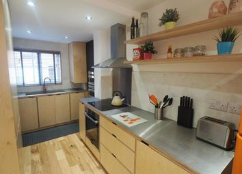 Thumbnail 2 bed terraced house to rent in Halyard Croft, Marina, Hull