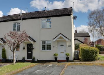 Thumbnail 2 bed end terrace house for sale in Lumpy Street, Congleton