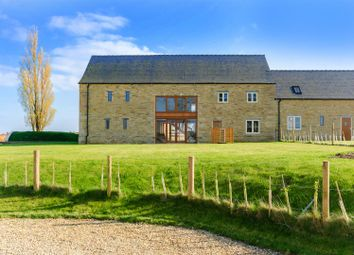 Thumbnail 4 bed property for sale in The Threshing Barn, The Elms Farm, Wittering, Stamford