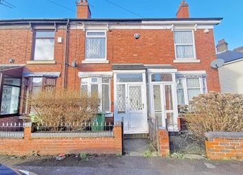 Thumbnail 2 bed terraced house for sale in King Edward Street, Wednesbury, West Midlands