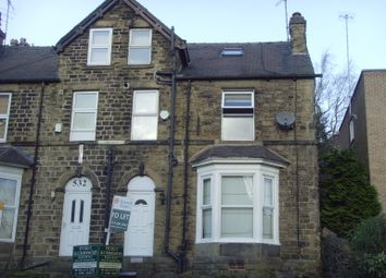Thumbnail 6 bed terraced house to rent in Ecclesall Road, Sheffield
