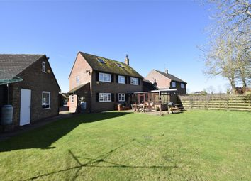 Thumbnail 4 bed detached house for sale in Meadow Close, Oakley, Aylesbury, Buckinghamshire