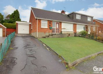 Thumbnail 3 bed semi-detached bungalow for sale in Valencia Way North, Newtownards