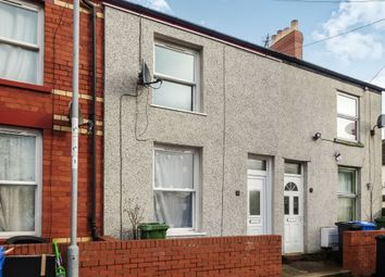 Thumbnail 2 bed terraced house for sale in Vale View Terrace, Rhyl