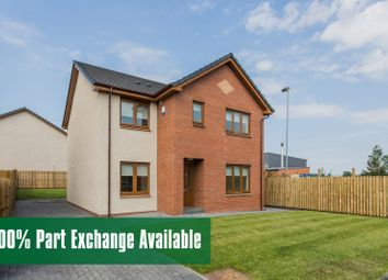 Thumbnail 4 bed property for sale in Chilstone Place, Shotts, North Lanarkshire
