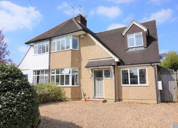 Thumbnail 3 bed semi-detached house for sale in Green Lane, Amersham