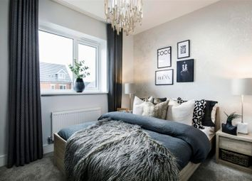 Thumbnail 2 bed semi-detached house for sale in Egstow Park, St Modwen Homes, Derby Road, Clay Cross, Chesterfield