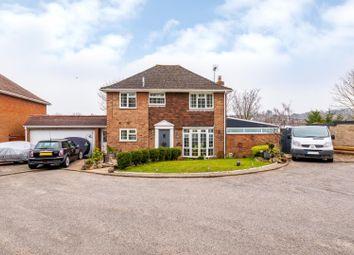 Barleycorn Drive, Rainham, Gillingham ME8. 5 bed detached house for sale