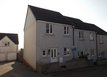Thumbnail 2 bed end terrace house for sale in Keay Heights, St. Austell