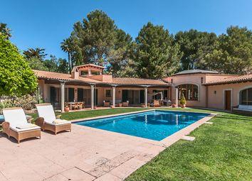 Thumbnail 4 bed villa for sale in Son Vida, Mallorca, Balearic Islands