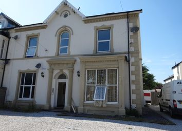 Thumbnail 2 bedroom flat to rent in Brighton Road, Rhyl