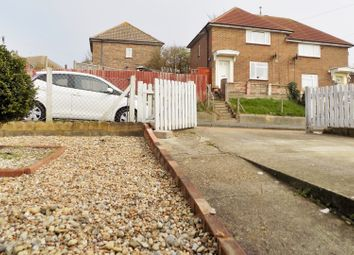 Thumbnail 3 bed terraced house for sale in Manor Crescent, Brighton