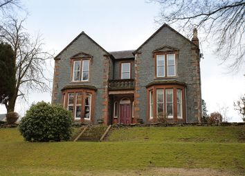 Thumbnail 5 bed detached house for sale in Morlich House Ballplay Road, Moffat, Dumfries And Galloway.