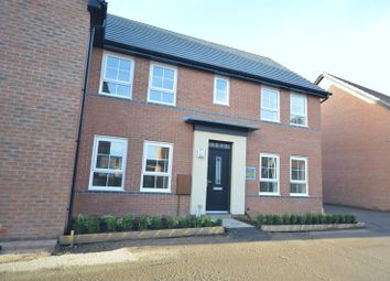Thumbnail 4 bed semi-detached house for sale in Duddell Street, Lawley Village, Telford