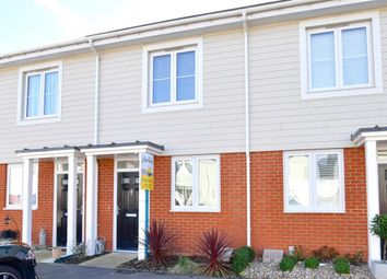 Thumbnail 2 bed terraced house for sale in Ashfield Close, Holborough Lakes, Kent