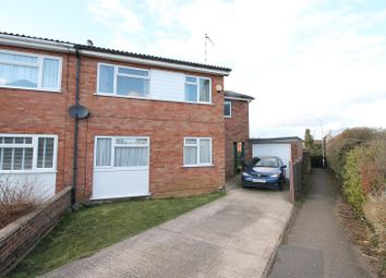 Thumbnail 4 bed semi-detached house for sale in The Slade, Daventry