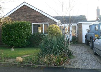 Thumbnail 3 bed detached bungalow to rent in Parkside, Nettleham, Lincoln, Lincolnshire.