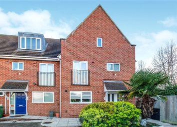 Thumbnail 3 bed end terrace house for sale in Rowan Close, Ashford, Surrey