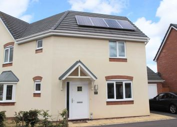 Thumbnail 3 bed semi-detached house for sale in Canners Way, Stratford-Upon-Avon