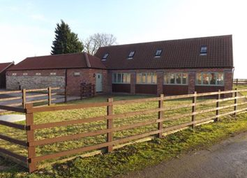 Thumbnail 4 bed barn conversion for sale in Well Street, Bishop Norton, Market Rasen