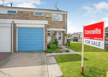 3 bed end terrace house for sale in Legion Road, Yeovil BA21