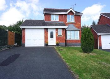 Thumbnail 3 bed detached house to rent in Baylham Close, Horsehay