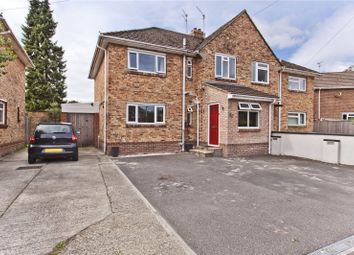 Thumbnail 3 bedroom semi-detached house for sale in Alder Crescent, Parkstone, Poole