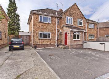 Thumbnail 3 bed semi-detached house for sale in Alder Crescent, Parkstone, Poole