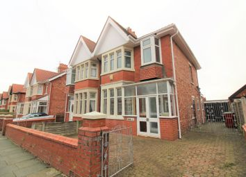 Thumbnail 3 bed semi-detached house for sale in Crestway, Blackpool