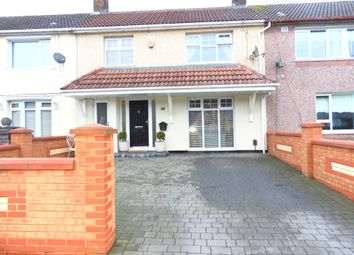 3 bed terraced house for sale in Crosland Road, Kirkby, Liverpool L32