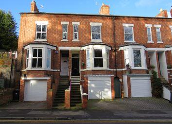 Thumbnail 3 bed town house for sale in Bondgate, Castle Donington, Derby