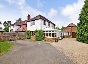 Thumbnail 3 bed link-detached house for sale in Ashford Road, Bethersden, Ashford, Kent