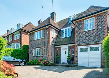 Thumbnail 6 bed detached house for sale in Deacons Rise, London